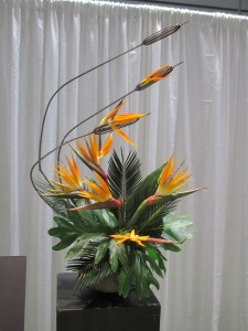 Floral Arrangements and Lovely Landscapes