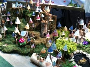 Mushrooms by  ripple Pottery
