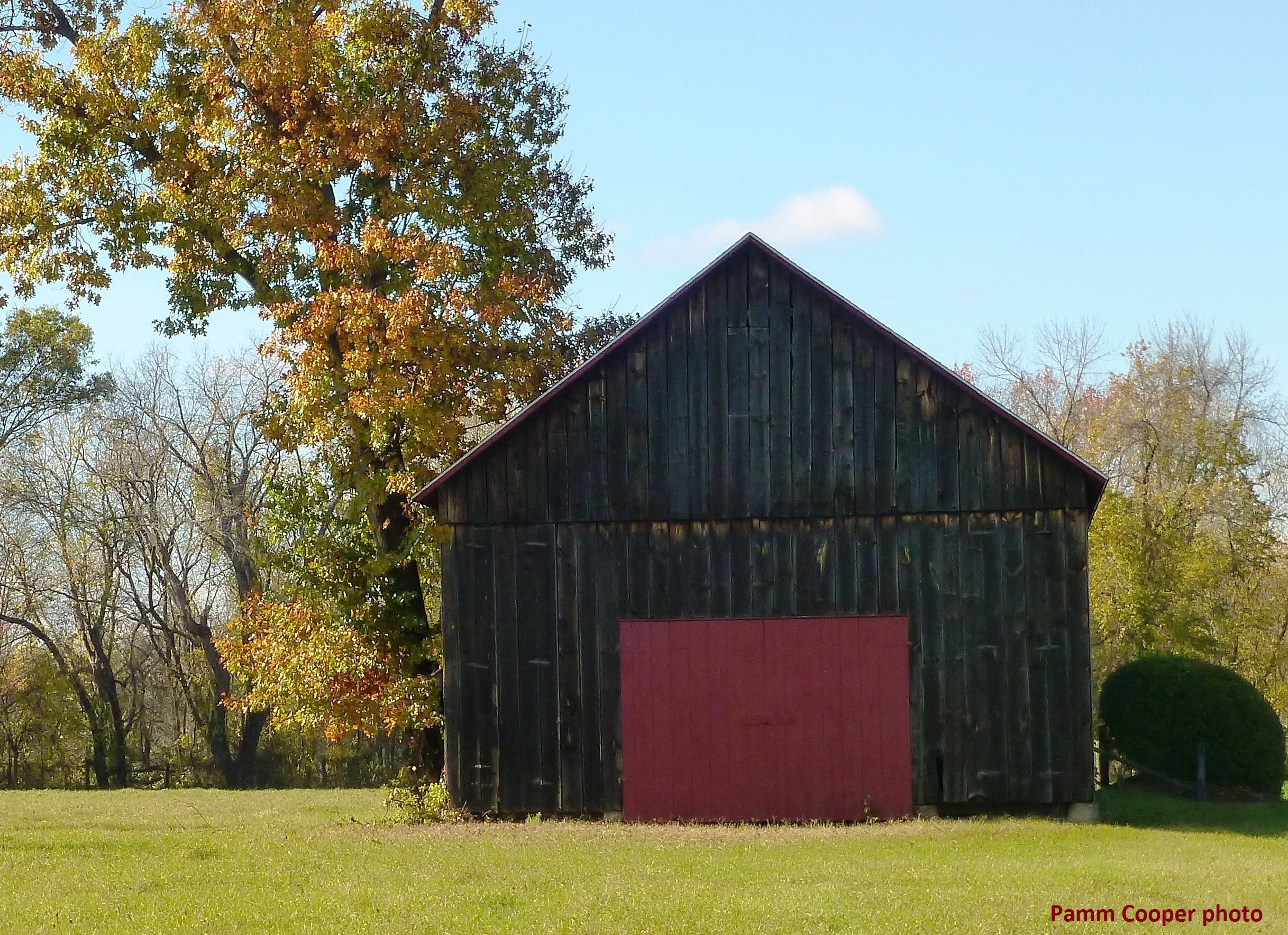 barn with a red door 2017 Main st South Windsor