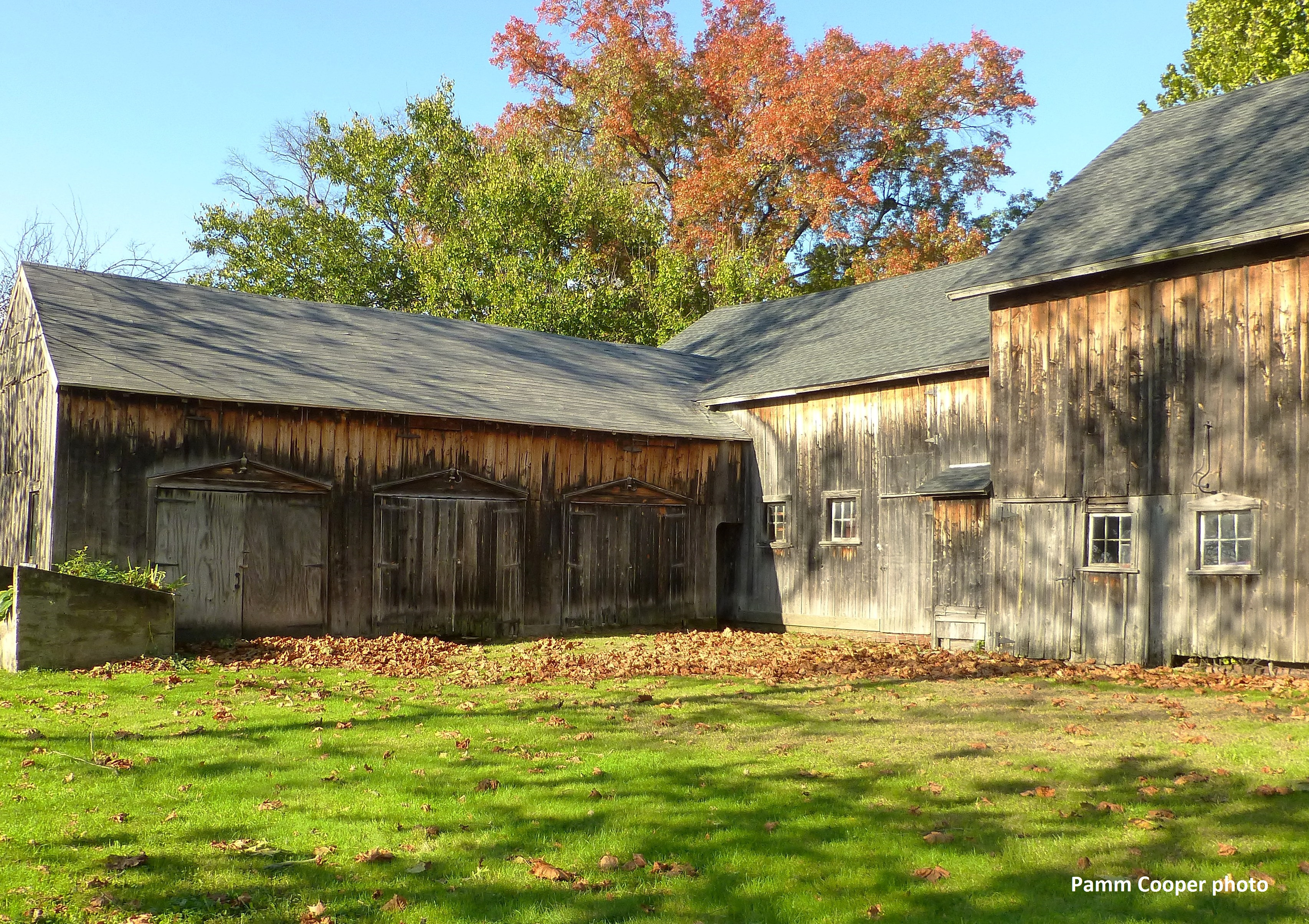 brown barn south windsor