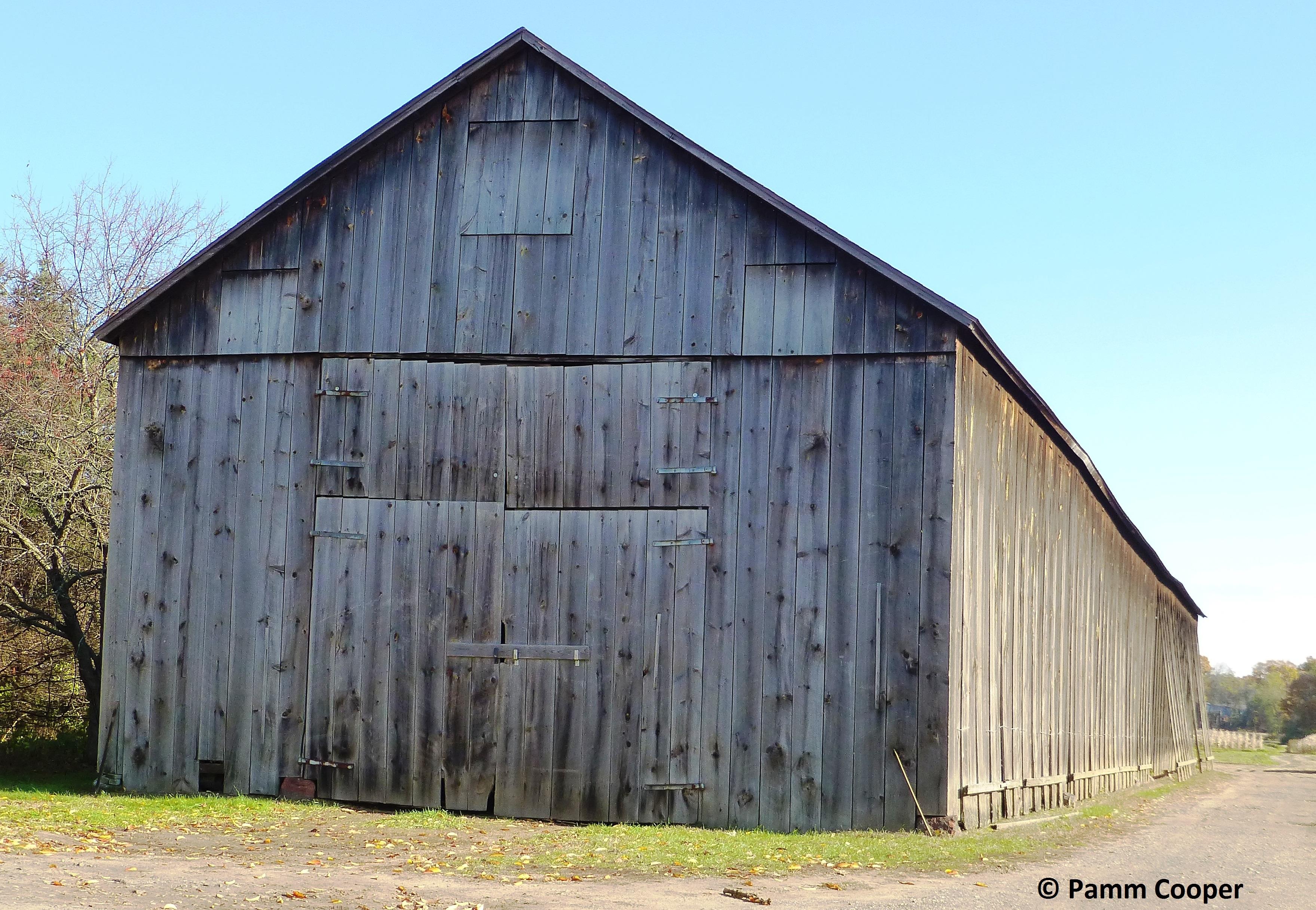 tobacco barn South windsor