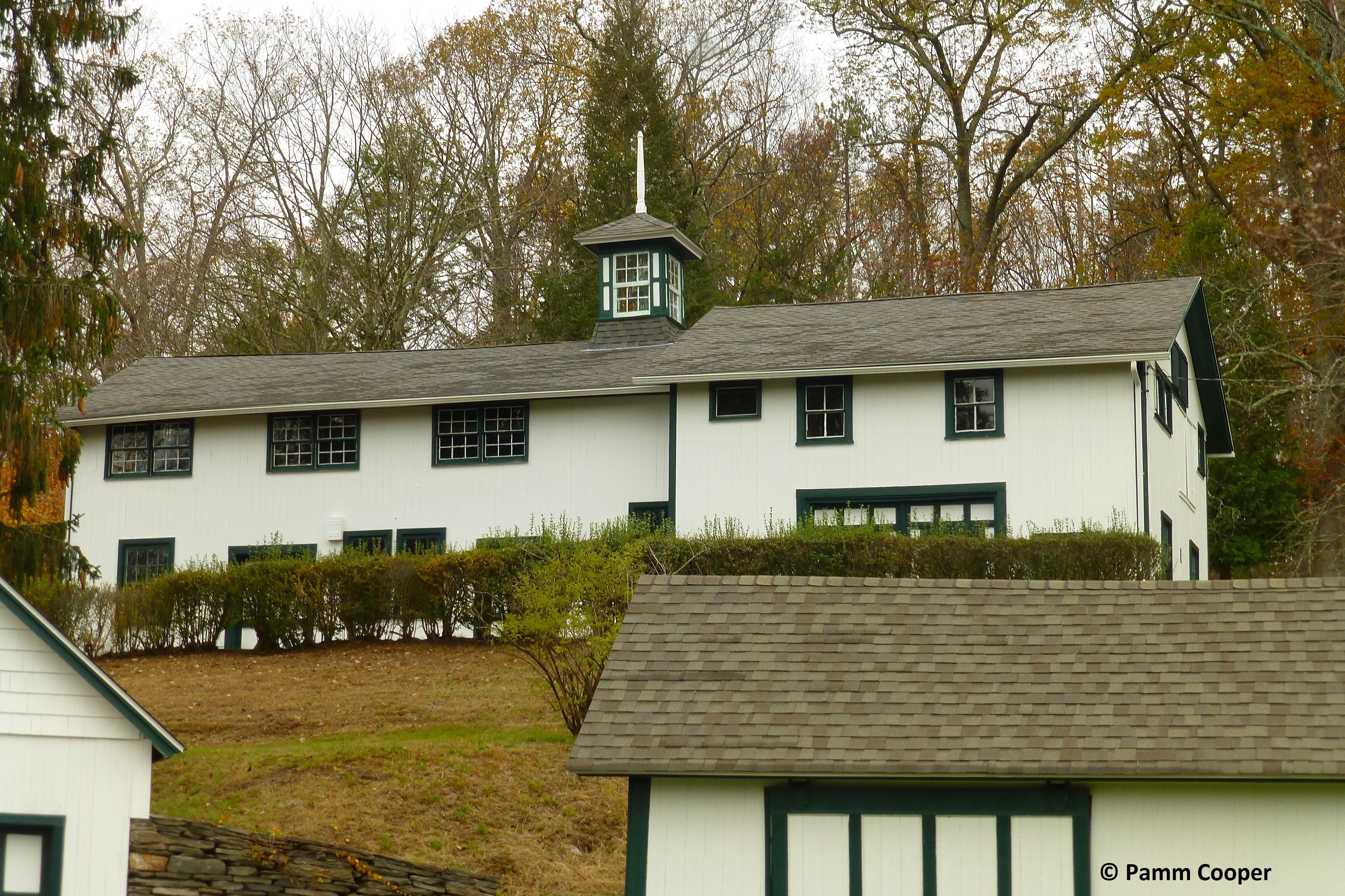 Valley Falls Farm barn