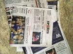 newspaper for composting