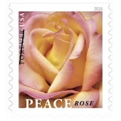 peace stamp