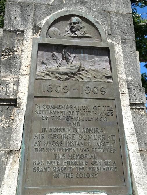 Somers Garden, St. Georges, Bermuda