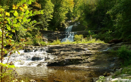 Kent falls lower section Pamm Cooper photo