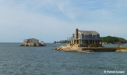 two of the thimble islands Pamm Cooper photo