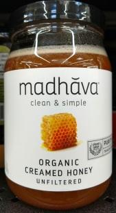 2-Creamed honey